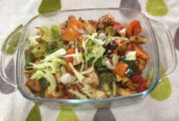 Healthy vegetable delight