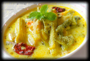 Vegetable stew/Avial Recipe
