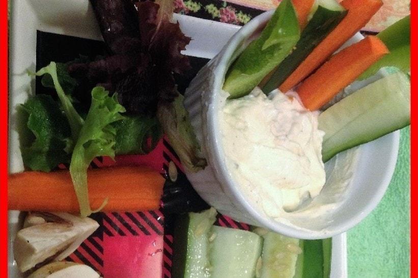 Dill Yogurt Dip Recipe