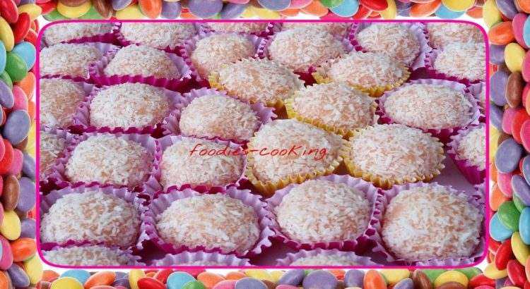 Coconut Ball/ladoo recipe